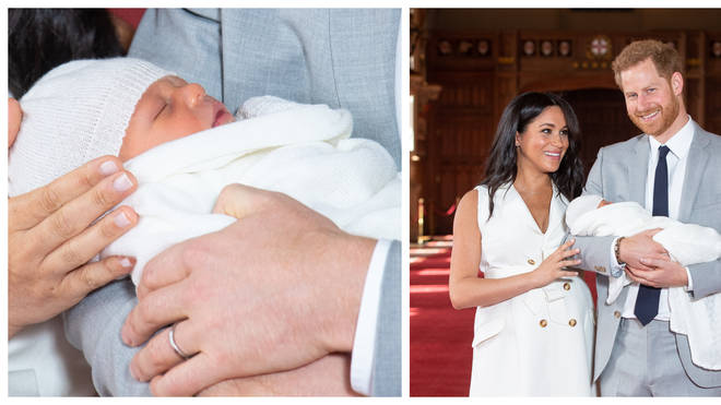 Archie is set to embark on his first official royal tour