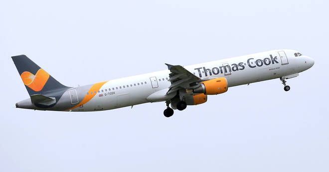 CEO of Thomas Cook, Peter Fankhauser, was silent following the crisis meeting