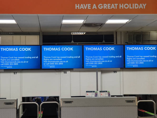 Thomas Cook has ceased trading after 178 years