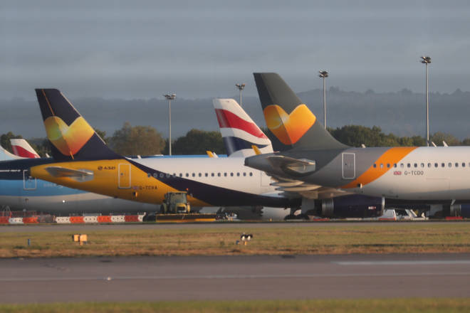 A Thomas Cook pilot called LBC after his final shift