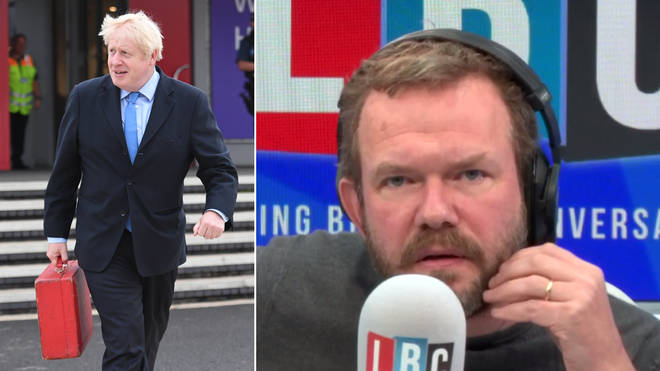 James O'Brien had some strong words over political tribalism