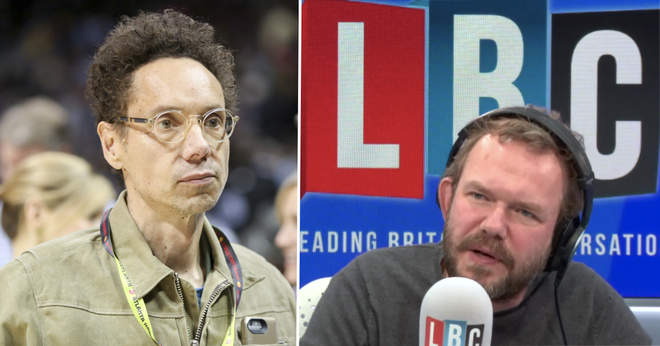 Full Disclosure With James O'Brien: Malcolm Gladwell
