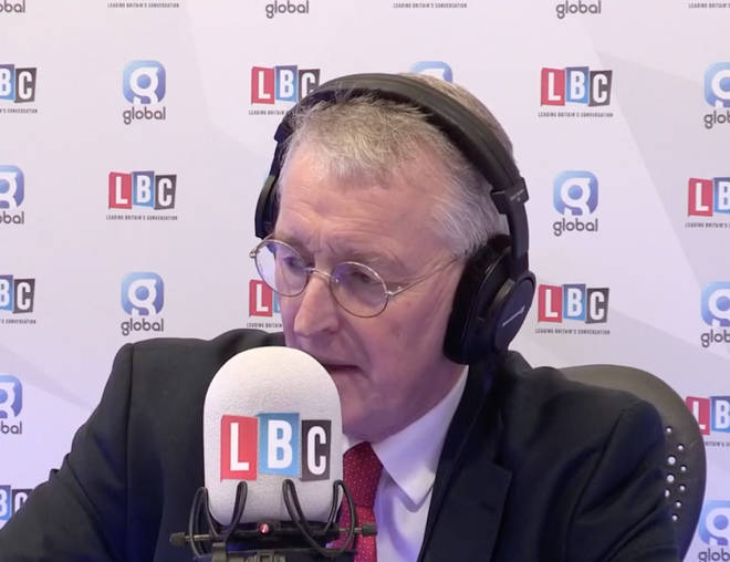 Hillary Benn Fears 'Some Labour Voters Might Vote For Another Party' Because Of Brexit Stance