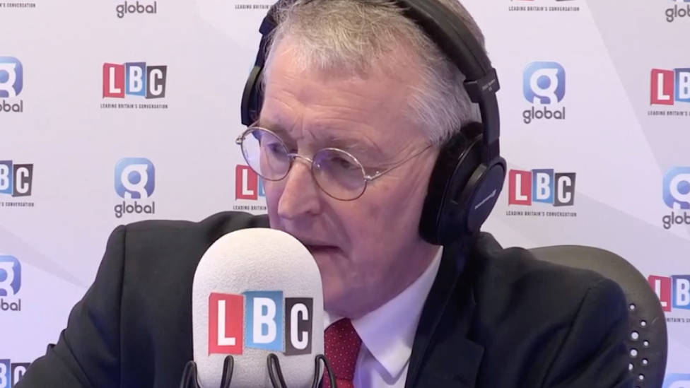 Hillary Benn: Some Labour Voters Might Vote For Another Party Because Of Brexit Stance