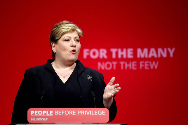 "Shadow Foreign Secretary Emily Thornberry urged labour to do ""whatever it takes"" to stay in the European Union"