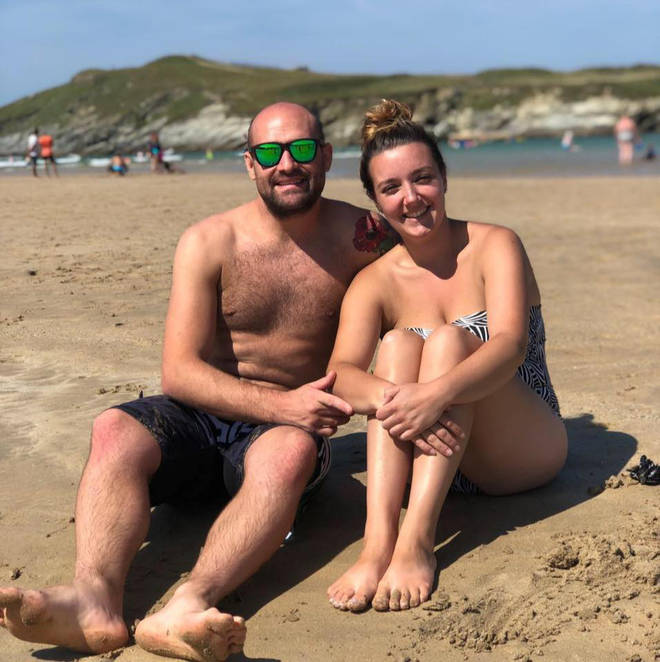 The couple's wedding plans have been left in tatters, after Thomas Cook collapsed