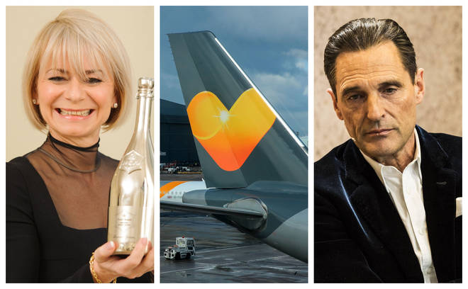Thomas Cook bosses were paid £47million in the years before the company's collapse