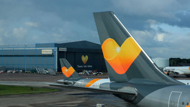 Thomas Cook have gone bust, leaving 150,000 stranded
