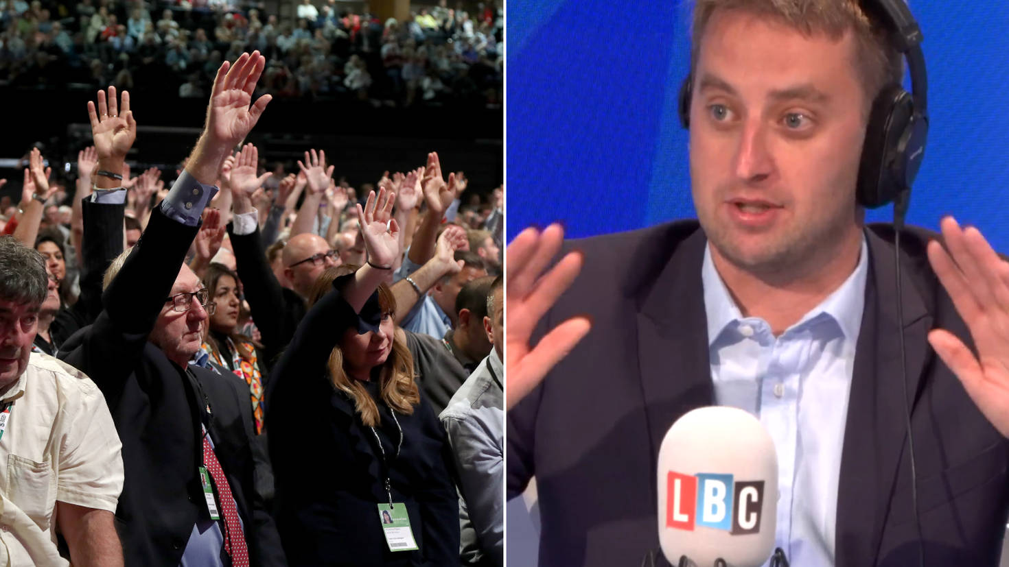 Theo Usherwood Explains The Labour Party Conference Brexit Vote Chaos