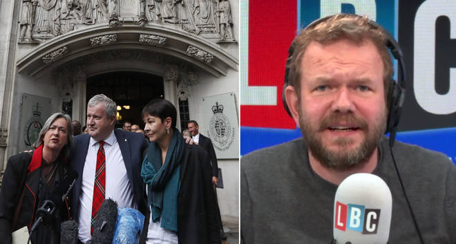 James O'Brien spoke to David Allen Green on the Supreme Court ruling