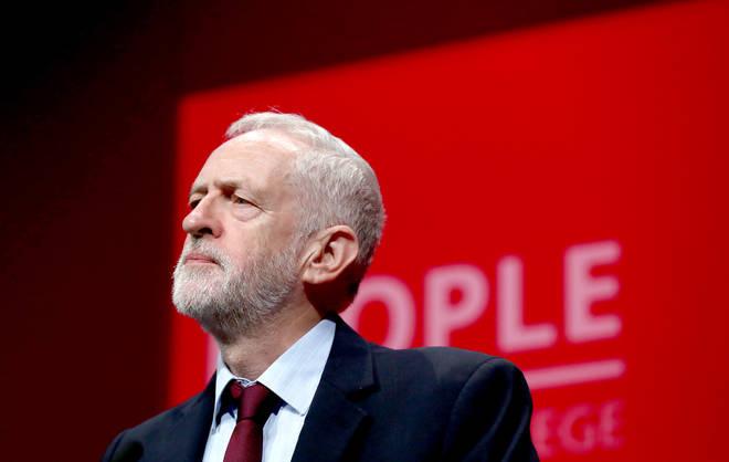 "Jeremy Corbyn: ""I invite Boris Johnson to consider his position"""
