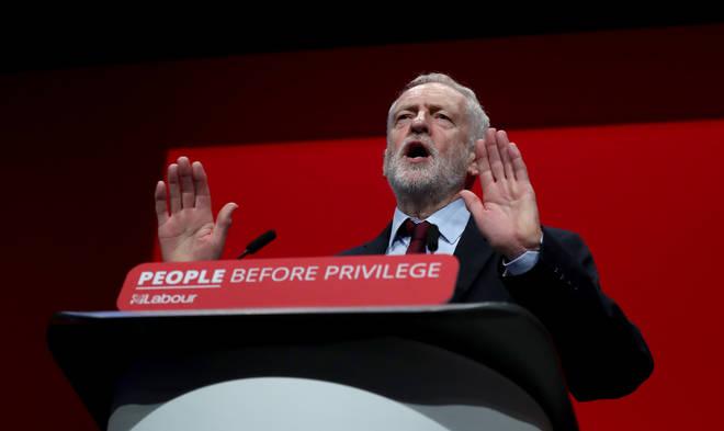 Jeremy Corbyn attacked Boris Johnson following the Supreme Court's verdict