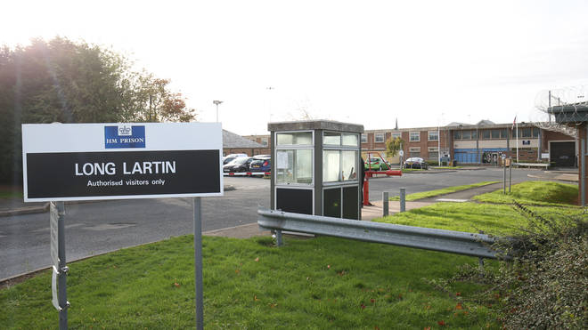 10 inmates took over a wing at HMP Long Lartin