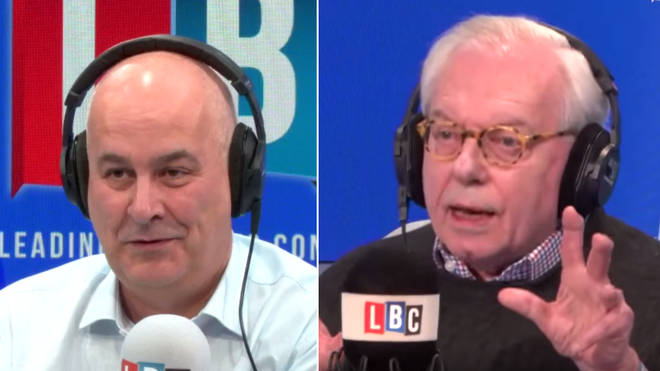 Iain Dale was speaking to Dr David Starkey