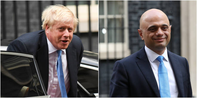 Boris Johnson said he and Sajid Javid will carry out an investigation into Islamophobia in the party