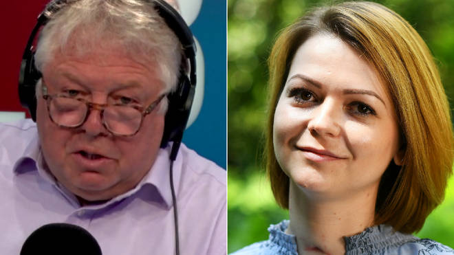 Nick Ferrari wouldn't let this Russian spokesman get away with his claim