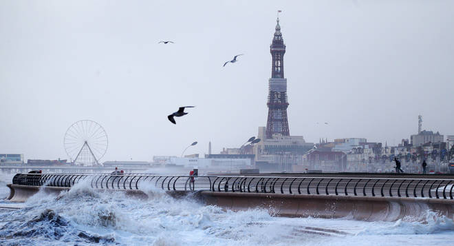 Eight of the 10 most deprived neighbourhoods in England are in Blackpool, according to new statistics.