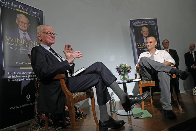 The PM's adviser was talking at a book launch in London