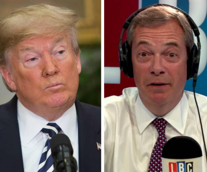 Trump/Farage