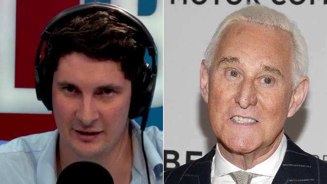 Tom Swarbrick spoke to Roger Stone