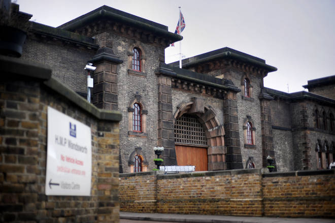 HMP Wandsworth in London