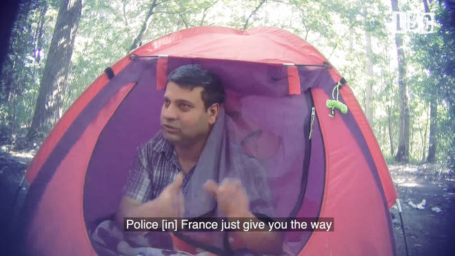 Farooq admits help from the French police