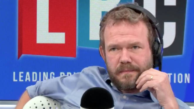James O'Brien Fact Checks Caller Over Reasons For Voting Leave