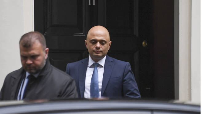 Sajid Javid said No Deal would be better than No Brexit