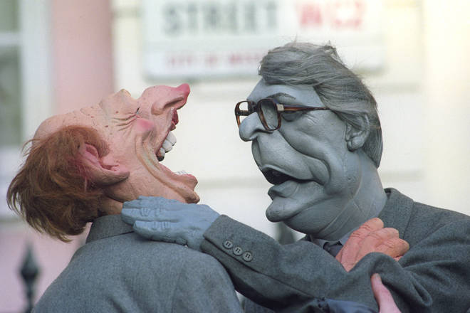 Spitting Image is making a comeback after 23 years