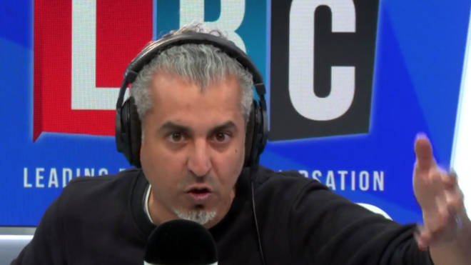 Maajid Nawaz Caller Passionately Weighs In On The Naga Munchetty Race Row