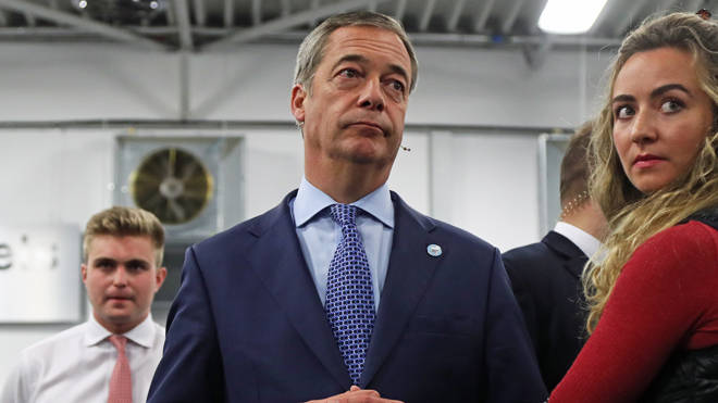 Nigel Farage has said he plans to stand again as an MP