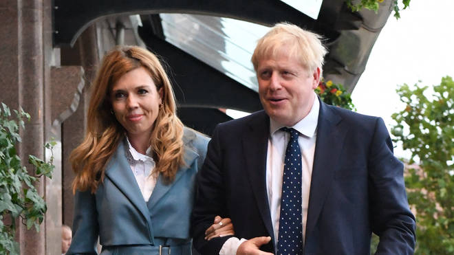 Boris Johnson made the comments before arriving at the Conservative Party Conference in Manchester