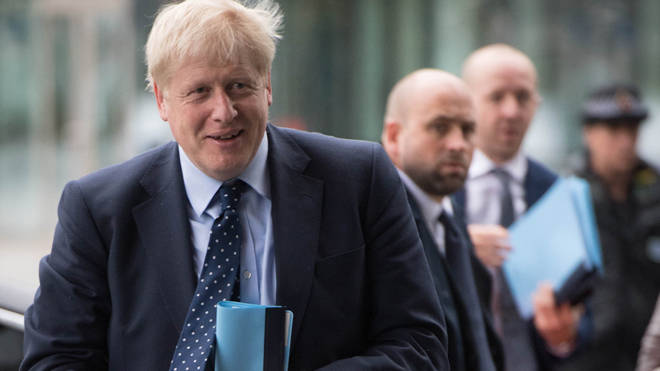Boris Johson said he acted with 'full propriety'