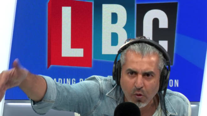 """Shame On You!"": Maajid Nawaz Attacks Priti Patel For Banning Shamima Begum From Returning"