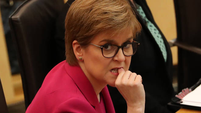 "SNP ""Not Wedded To The Idea Of Corbyn"" As Caretaker PM, MP Tells Nigel Farage"
