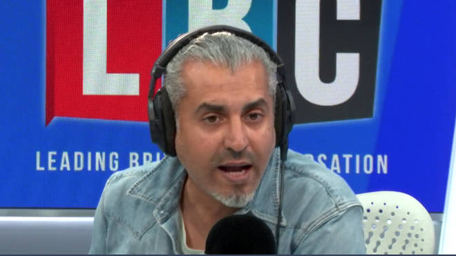 Maajid Nawaz Caught This Brexiter Spreading Fake News And The Caller Got Very Angry