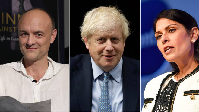 Three of the most influential Tories in this week's list