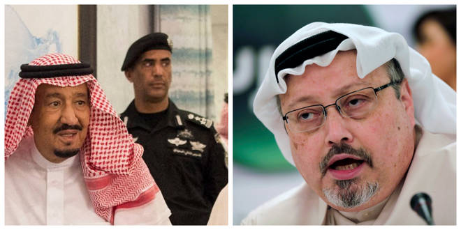 The Saudi King's body guard - who was rumoured to know about the murder of Kamal Khashoggi - has been killed