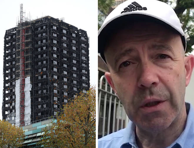 Antonio Roncolato lived on the 10th floor of Grenfell Tower for 27 years