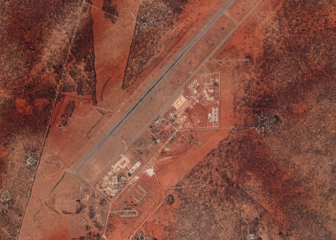 Baledogle Airfield has reportedly been attacked by the al-Shabaab