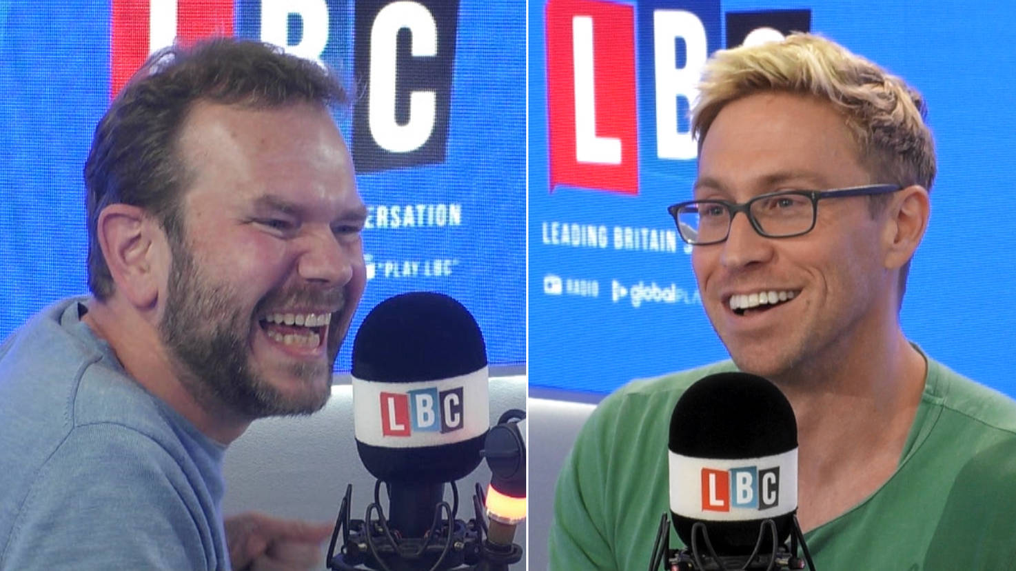 Full Disclosure With James O'Brien: Special Guest Russell Howard