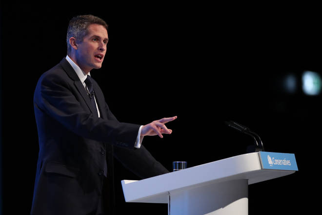 "Gavin Williamson called Labour education policy ""a recipe for disaster"""