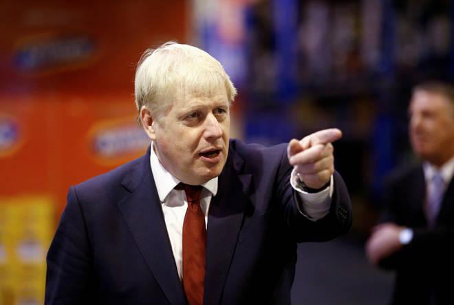 Boris Johnson has denied allegations of groping journalist Charlotte Edwardes