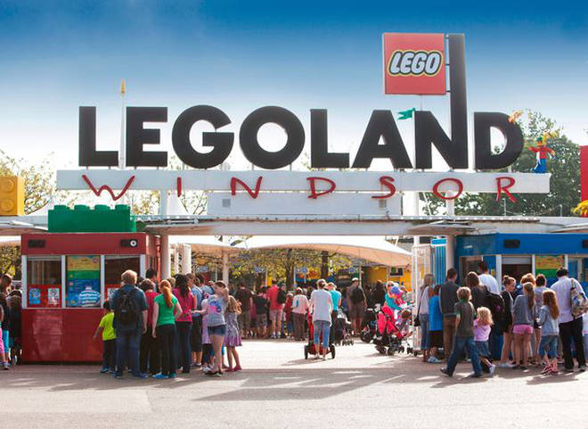 Legoland have apologised
