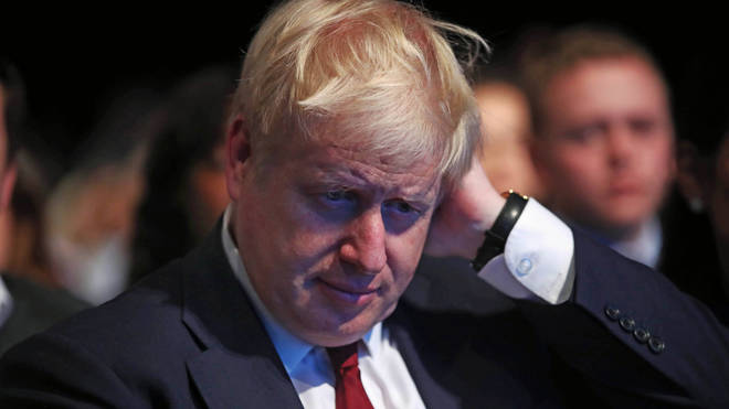 Boris Johnson's plans would see customs posts built on either side of the Irish border