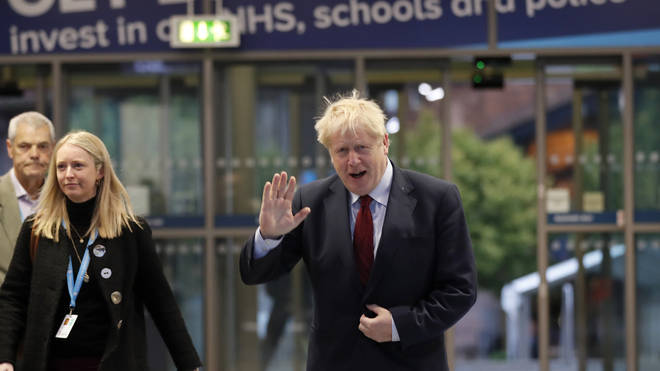 Boris Johnson is positive about how the EU will respond to the UK's Brexit proposals