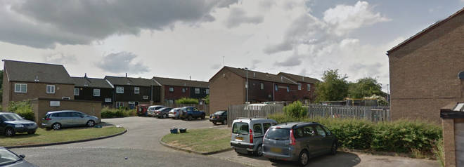 The shooting happened in Booth Meadow Court