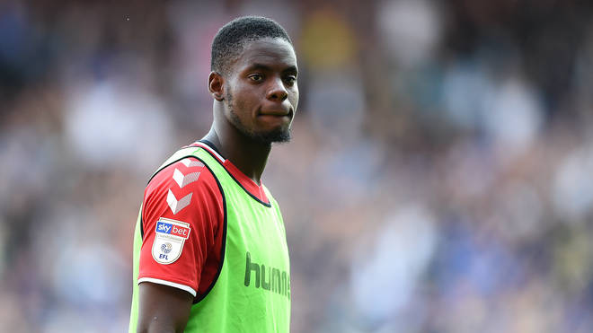 Jonathan Leko was allegedly racially abused during a Charlton v Leeds game