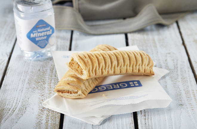 Greggs is stockpiling pork to keep up its supplies in the event of a no-deal Brexit