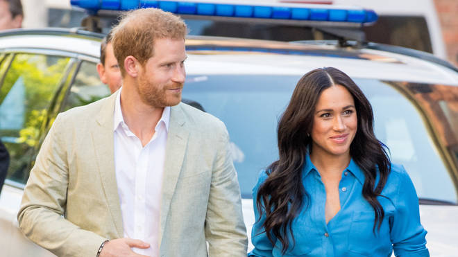 The Duke and Duchess of Sussex have launched legal proceedings